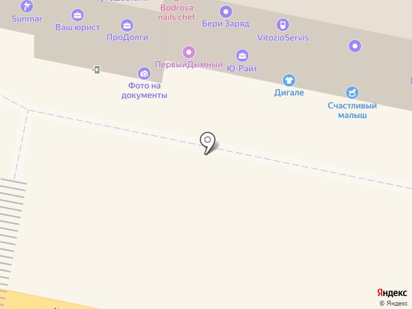 Производственно-монтажная компания окон и потолков на карте Калуги