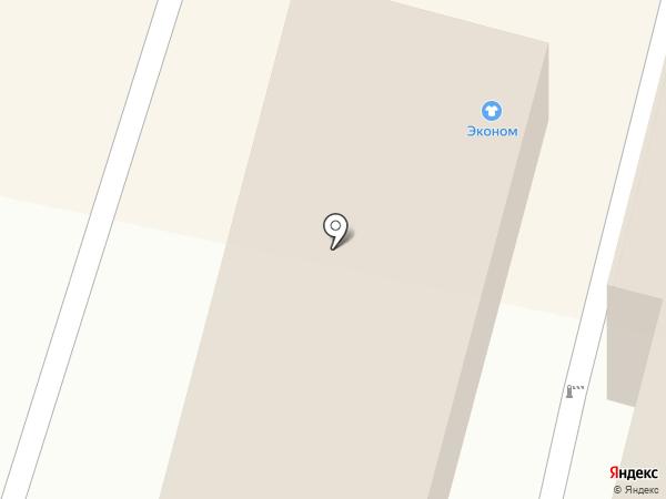 Эконом+ на карте Калуги