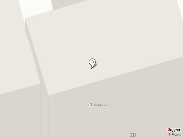 Городская поликлиника №6 на карте Калуги