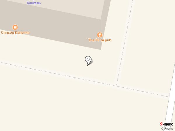 The PINTA-pab на карте Калуги
