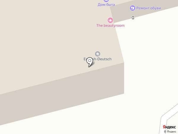 Калужский кондитер на карте Калуги