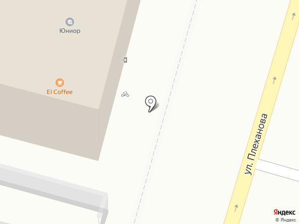 Массажный кабинет на карте Калуги