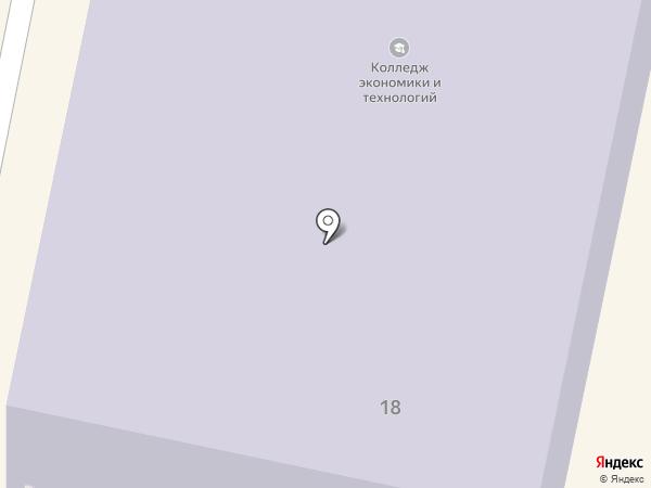 КТЭК на карте Калуги