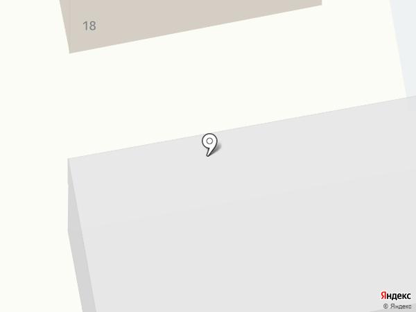 КЗАЭ на карте Калуги