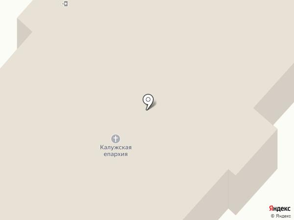 Калуга-Парк на карте Калуги