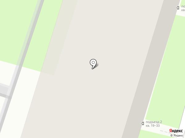 Фигасе на карте Калуги