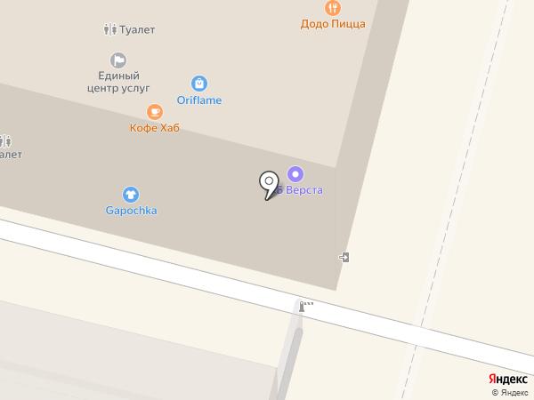 ТОНУС-Арт на карте Калуги