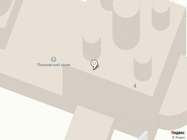Храм Покрова Пресвятой Богородицы на карте Калуги