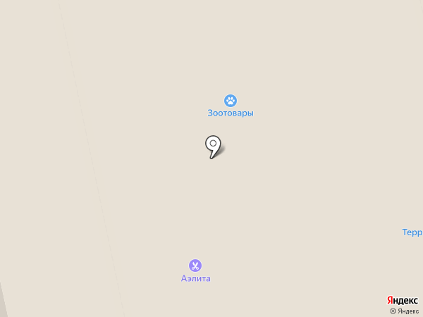 Хлебобулочная на карте Калуги