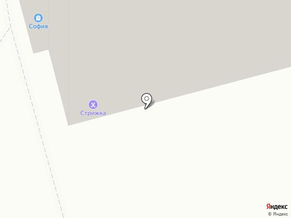 Хмельной гараж на карте Калуги