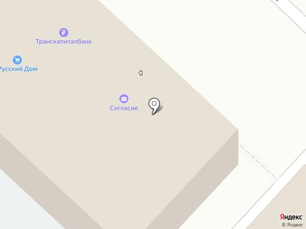 НАСКО на карте Калуги