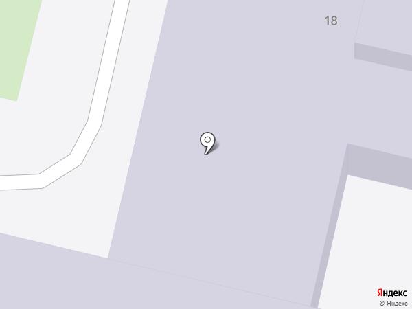 Лицей №36 на карте Калуги