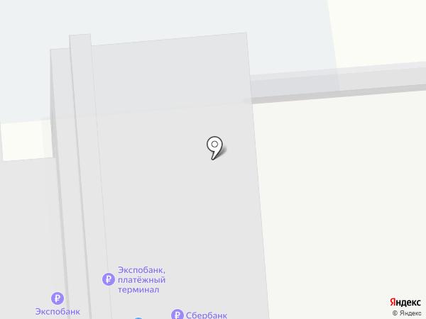 Банкомат, Курскпромбанк, ПАО на карте Курска