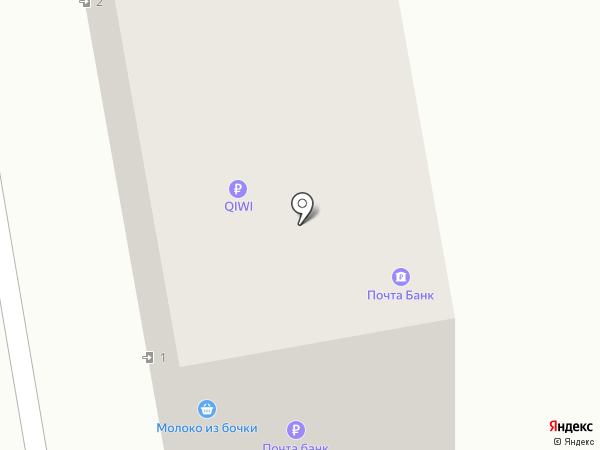 Почтовое отделение №12 на карте Калуги