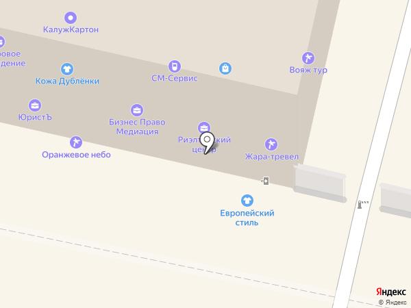 Sport & Business TRIPS на карте Калуги