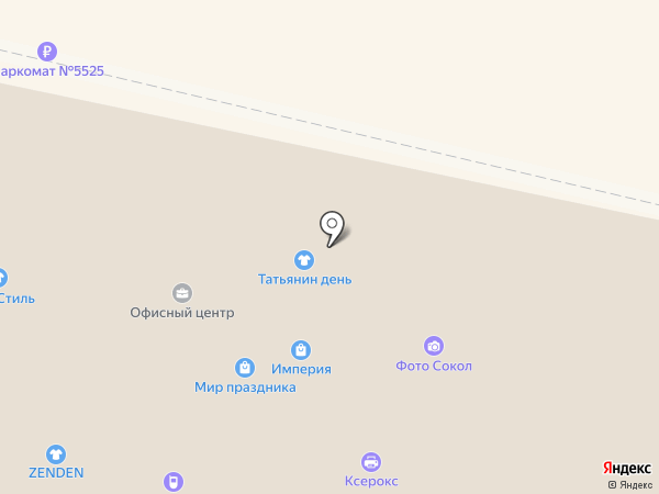 НТС на карте Калуги