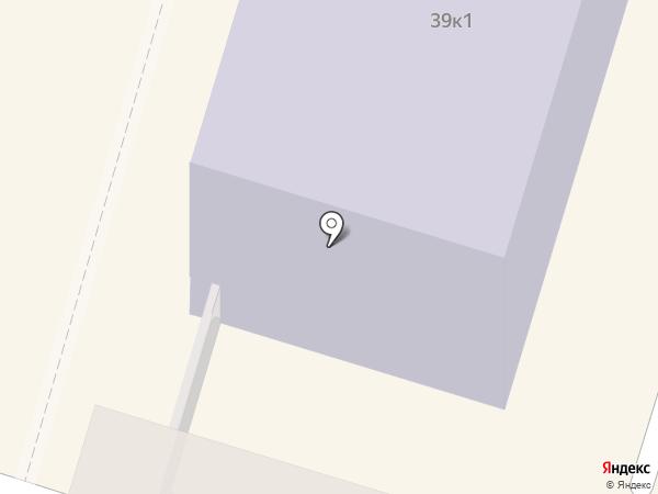 Калужский колледж питания и услуг на карте Калуги