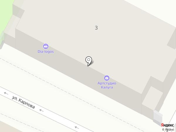 Стол & Стул на карте Калуги