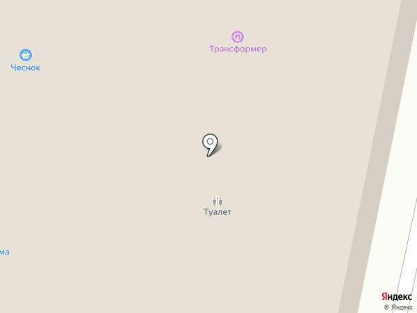 Партнер на карте Калуги