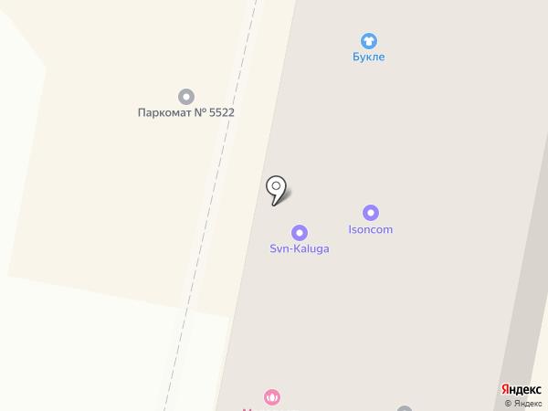 Мастерская по ремонту и изготовлению ювелирных изделий на карте Калуги