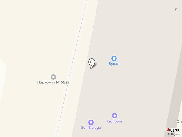 Агентство по продаже и ремонту телефонов на карте Калуги