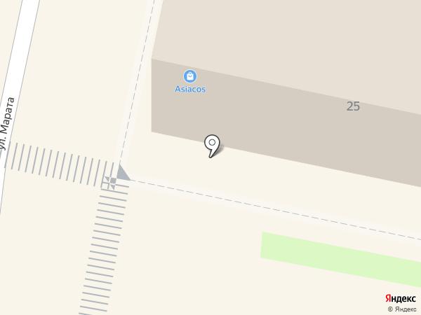 Модная точка на карте Калуги