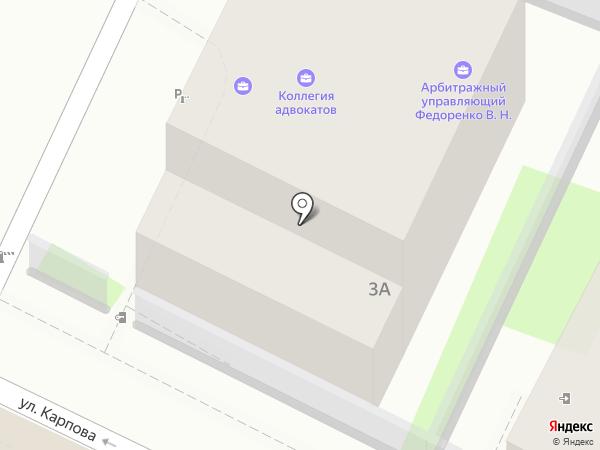 Провиант на карте Калуги