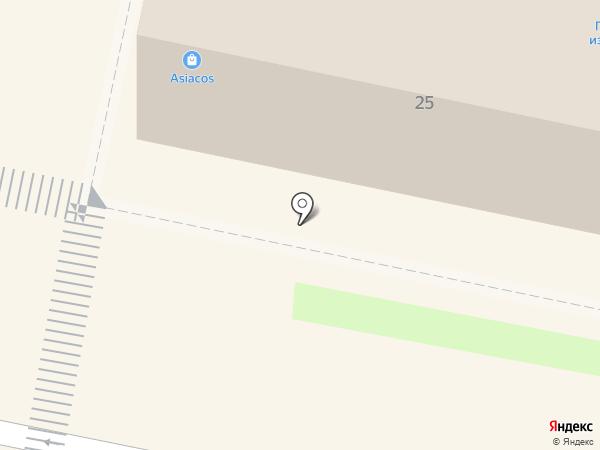 Имидж на карте Калуги