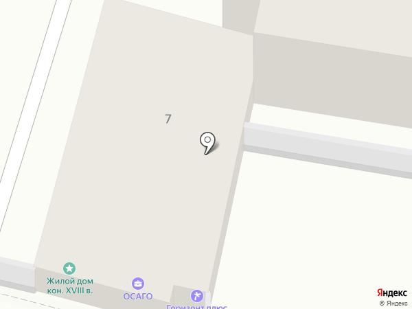 Страховой агент на карте Калуги