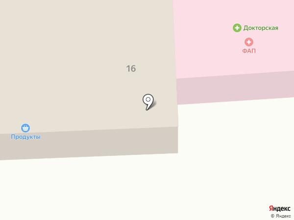 Магазин хозтоваров на карте Черёмушек