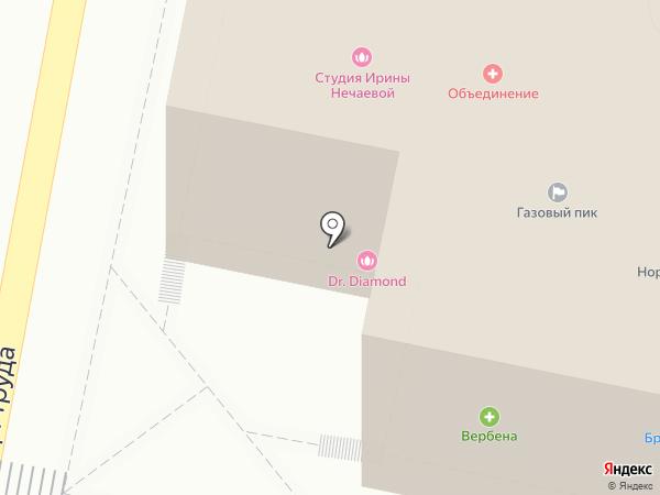 Доктор Борменталь на карте Калуги