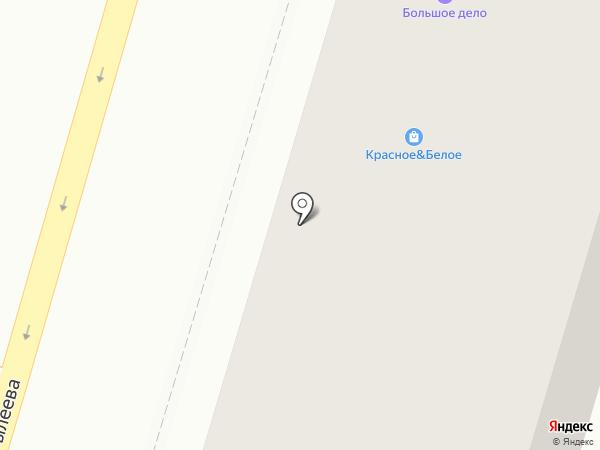 Мир ламината на карте Калуги