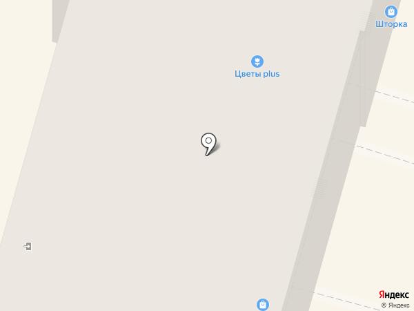 ШиК на карте Калуги