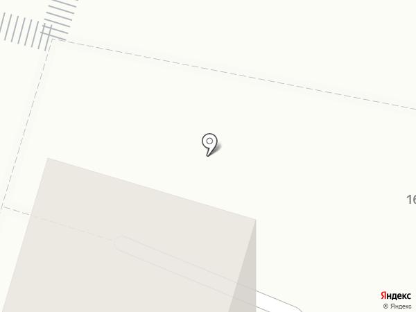 Киоск по продаже продуктов питания на карте Калуги