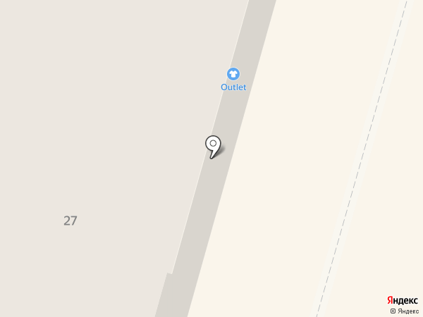 Классик на карте Калуги