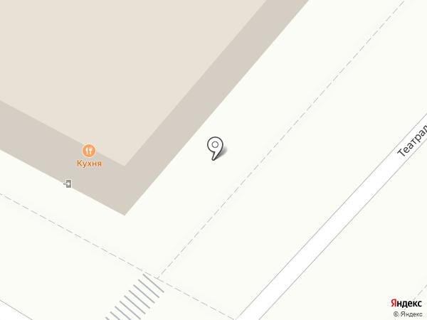 Калужский театр юного зрителя на карте Калуги