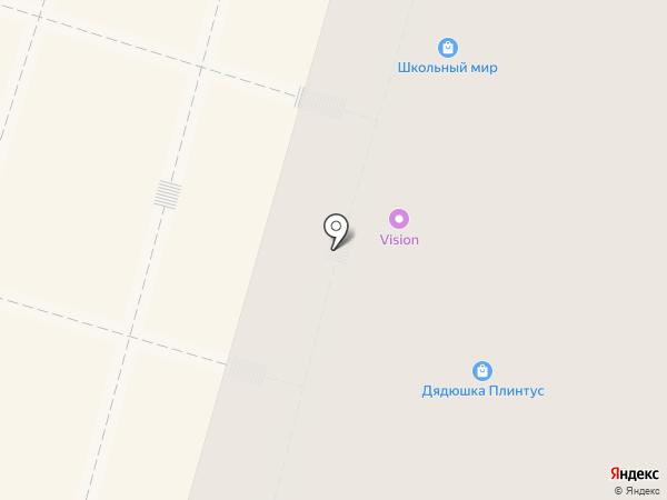 Школьный Мир на карте Калуги