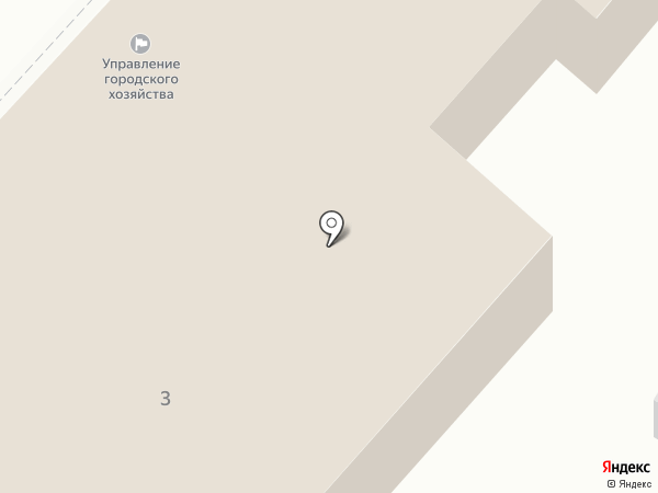 Управление городского хозяйства г. Калуги на карте Калуги