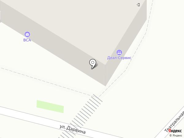 Деал-сервис на карте Калуги