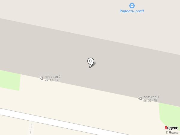 585 на карте Калуги