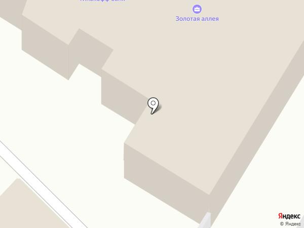 Профи на карте Калуги