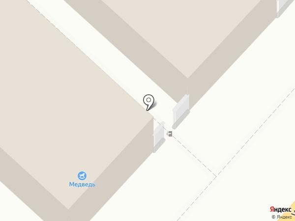 Агентство по оформлению документов на загранпаспорт на карте Калуги