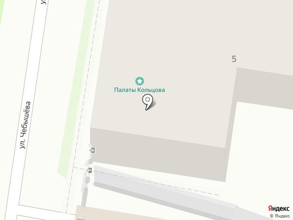 Газресурс на карте Калуги