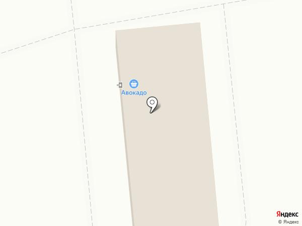 Калужская акватория на карте Калуги
