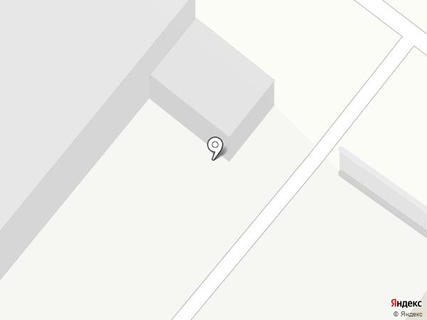Карьер на карте Калуги