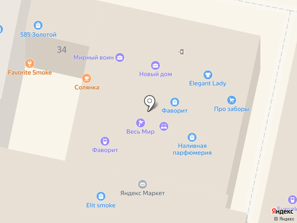 Киносам на карте Калуги