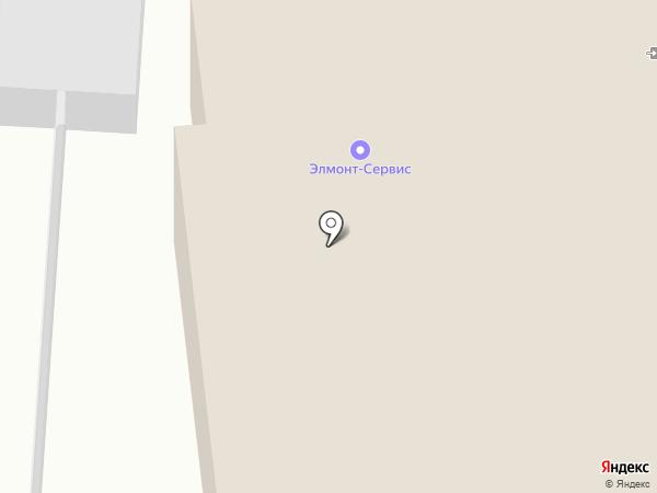 Элмонт-Сервис на карте Калуги