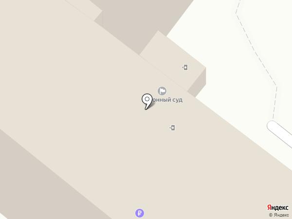 Калужский районный суд на карте Калуги