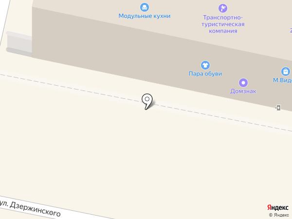 VEKA на карте Калуги