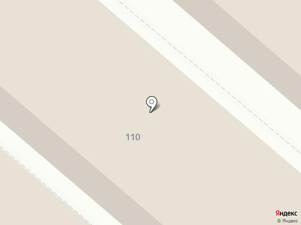 Покровский хлеб на карте Калуги
